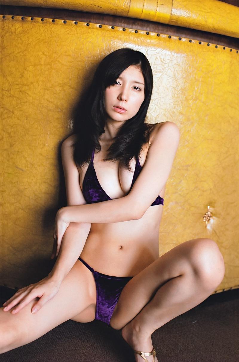 【仲村みうエロ画像】芸能界完全引退から5年後にAV女優になった元グラドル 57