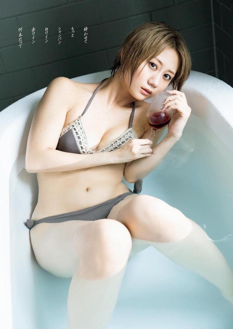 【SKE48エロ画像】メンバーの可愛くてちょっとセクシーな水着姿 17