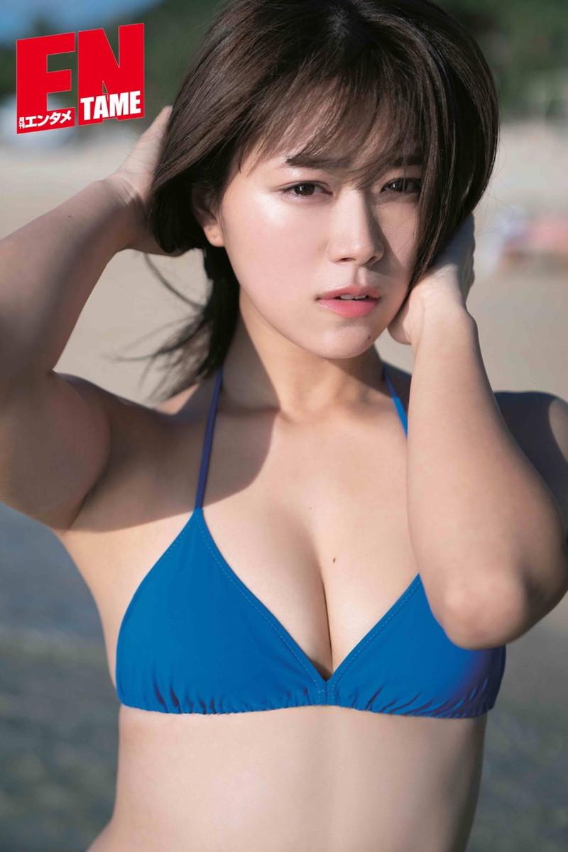 【SKE48エロ画像】メンバーの可愛くてちょっとセクシーな水着姿 26