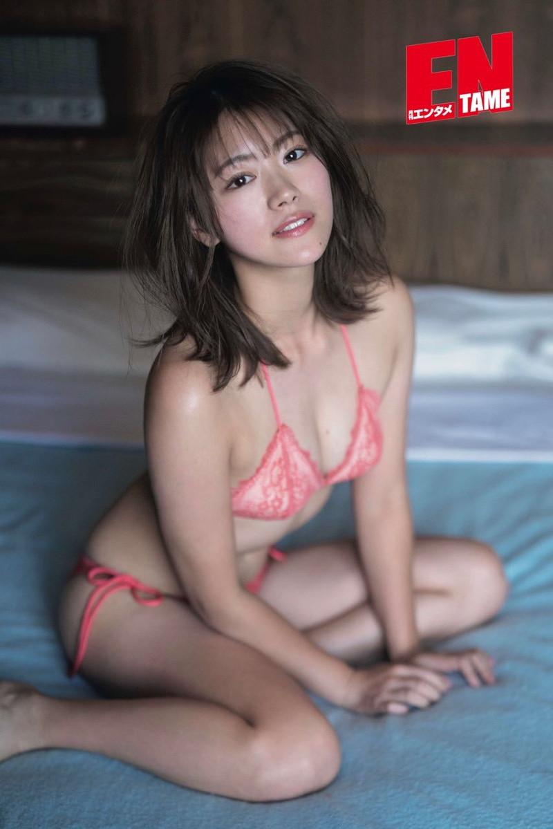 【SKE48エロ画像】メンバーの可愛くてちょっとセクシーな水着姿 29