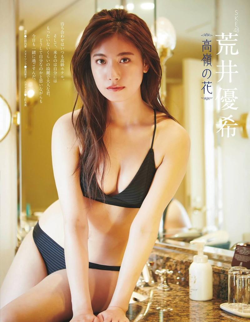 【SKE48エロ画像】メンバーの可愛くてちょっとセクシーな水着姿 31