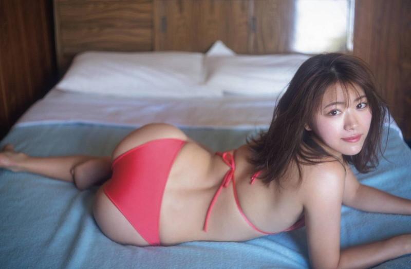 【SKE48エロ画像】メンバーの可愛くてちょっとセクシーな水着姿 73