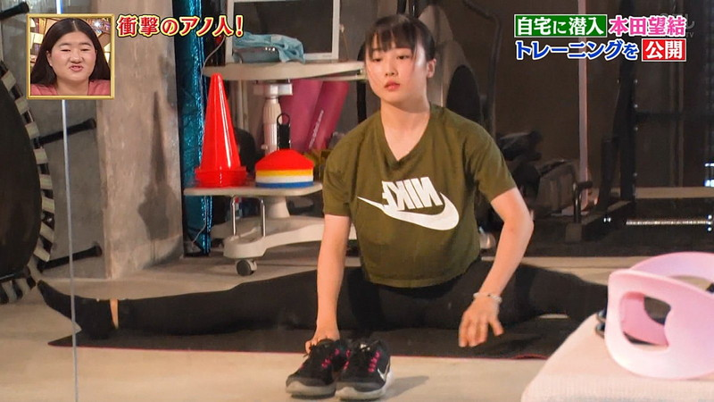 【本田望結キャプ画像】フィギュアスケーターで女優もやってる多才な美少女 44