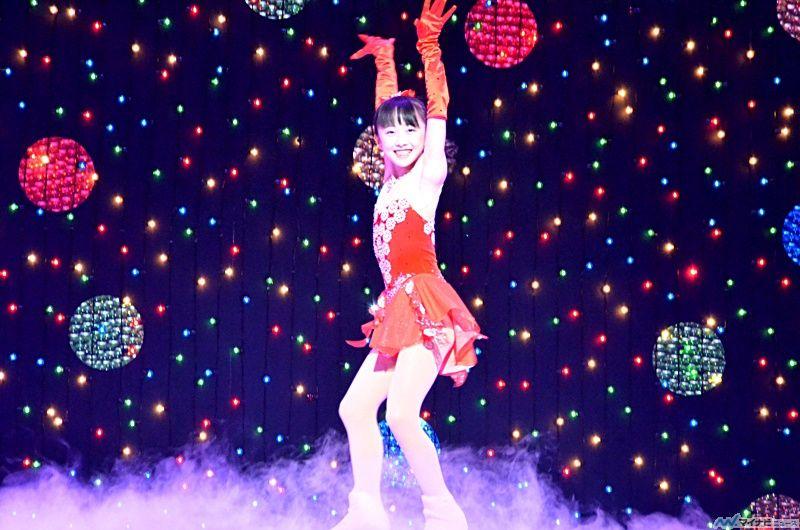 【本田望結キャプ画像】フィギュアスケーターで女優もやってる多才な美少女 69