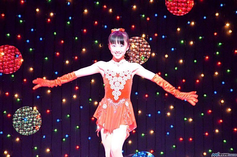 【本田望結キャプ画像】フィギュアスケーターで女優もやってる多才な美少女 71
