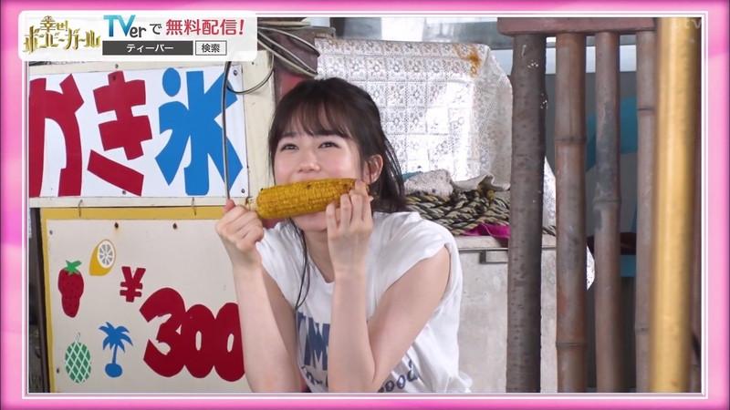 【川口葵キャプ画像】女優を夢見て上京したらビキニグラビアを撮ってたwwww