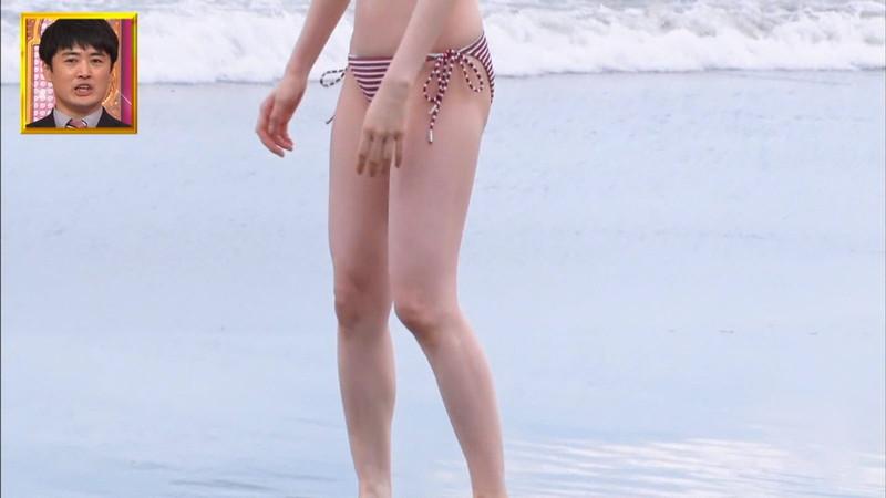 【川口葵キャプ画像】女優を夢見て上京したらビキニグラビアを撮ってたwwww 15