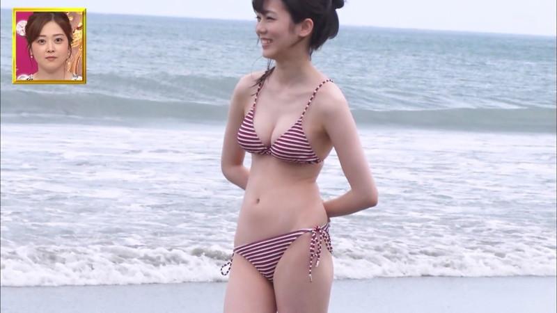 【川口葵キャプ画像】女優を夢見て上京したらビキニグラビアを撮ってたwwww 18