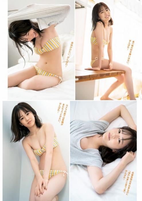 【川口葵キャプ画像】女優を夢見て上京したらビキニグラビアを撮ってたwwww 67