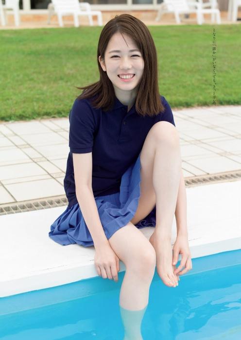 【川口葵キャプ画像】女優を夢見て上京したらビキニグラビアを撮ってたwwww 76