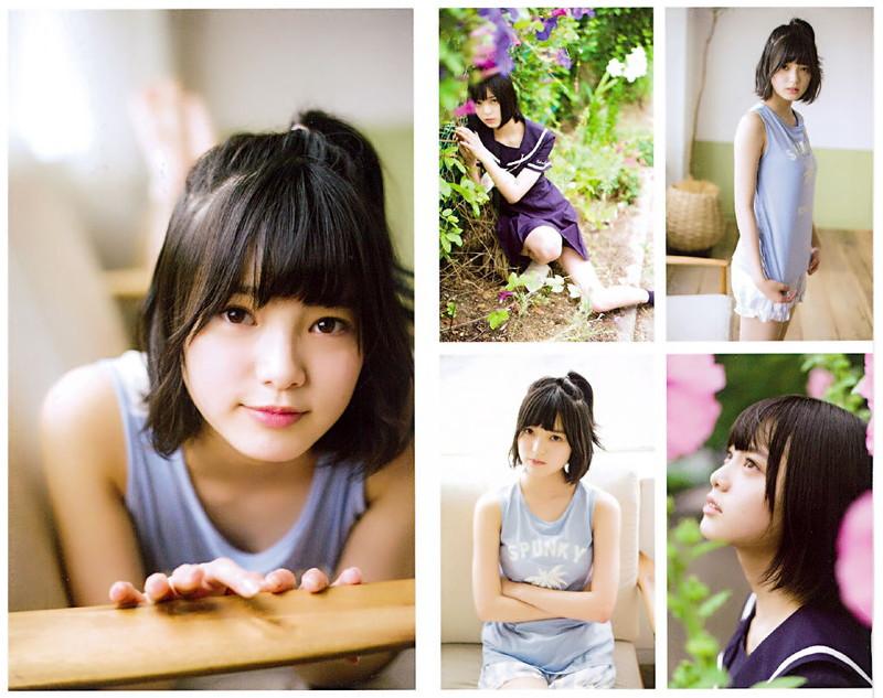 【平手友梨奈グラビア画像】ショートヘアが似合って可愛い元欅坂46アイドル 05