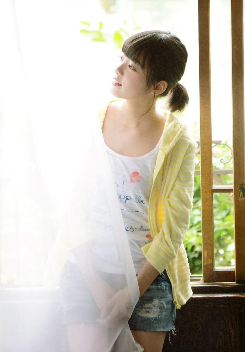 【平手友梨奈グラビア画像】ショートヘアが似合って可愛い元欅坂46アイドル 18