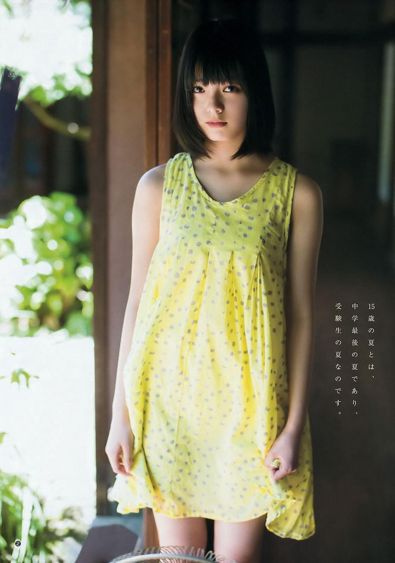 【平手友梨奈グラビア画像】ショートヘアが似合って可愛い元欅坂46アイドル 22