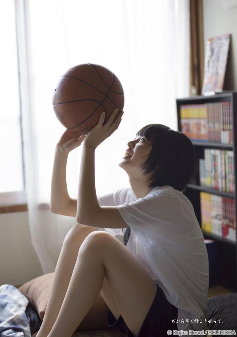【平手友梨奈グラビア画像】ショートヘアが似合って可愛い元欅坂46アイドル 25