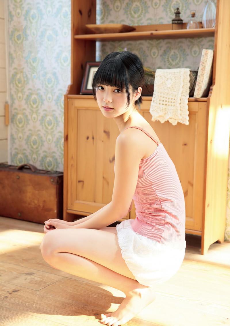 【平手友梨奈グラビア画像】ショートヘアが似合って可愛い元欅坂46アイドル 44