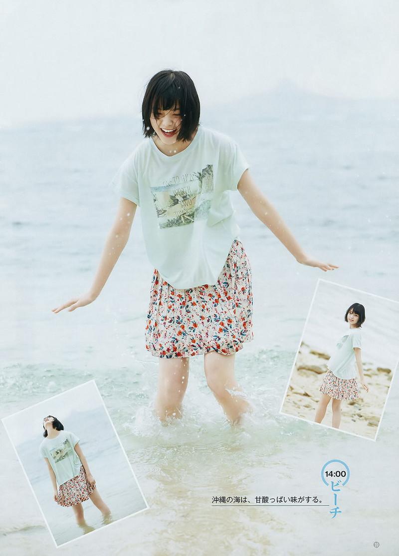 【平手友梨奈グラビア画像】ショートヘアが似合って可愛い元欅坂46アイドル 61
