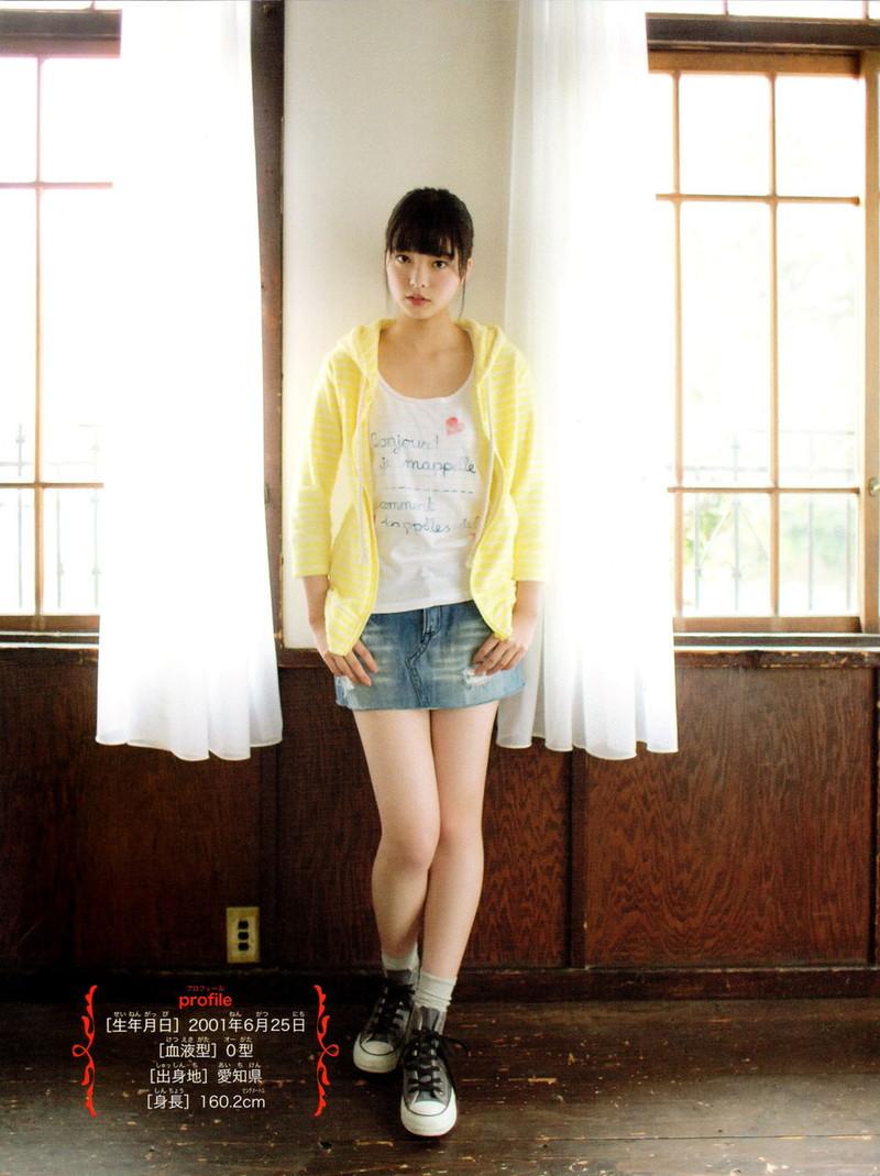【平手友梨奈グラビア画像】ショートヘアが似合って可愛い元欅坂46アイドル 66