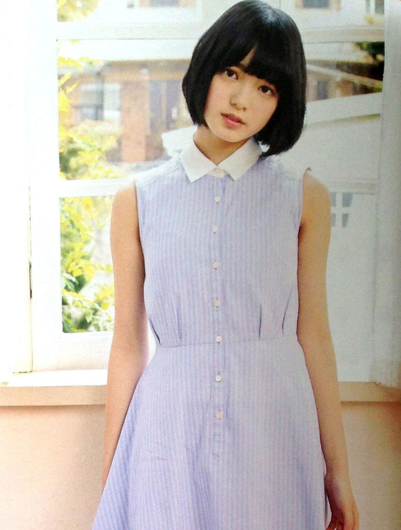 【平手友梨奈グラビア画像】ショートヘアが似合って可愛い元欅坂46アイドル 68