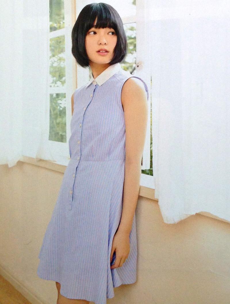 【平手友梨奈グラビア画像】ショートヘアが似合って可愛い元欅坂46アイドル 69