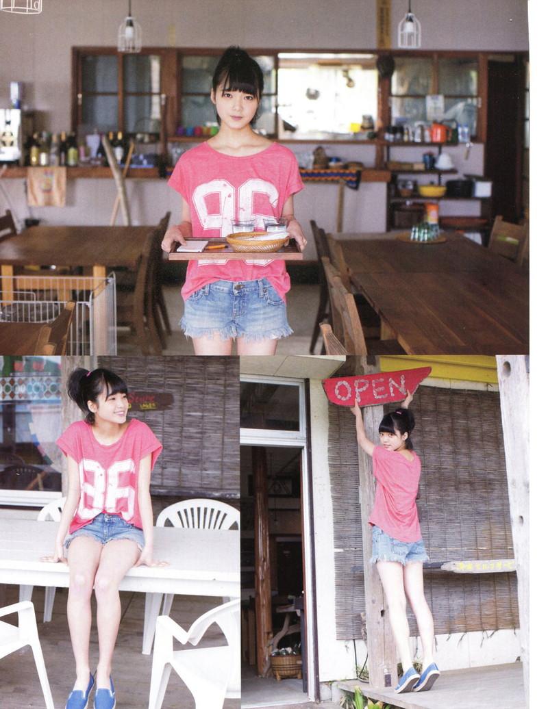 【平手友梨奈グラビア画像】ショートヘアが似合って可愛い元欅坂46アイドル 75