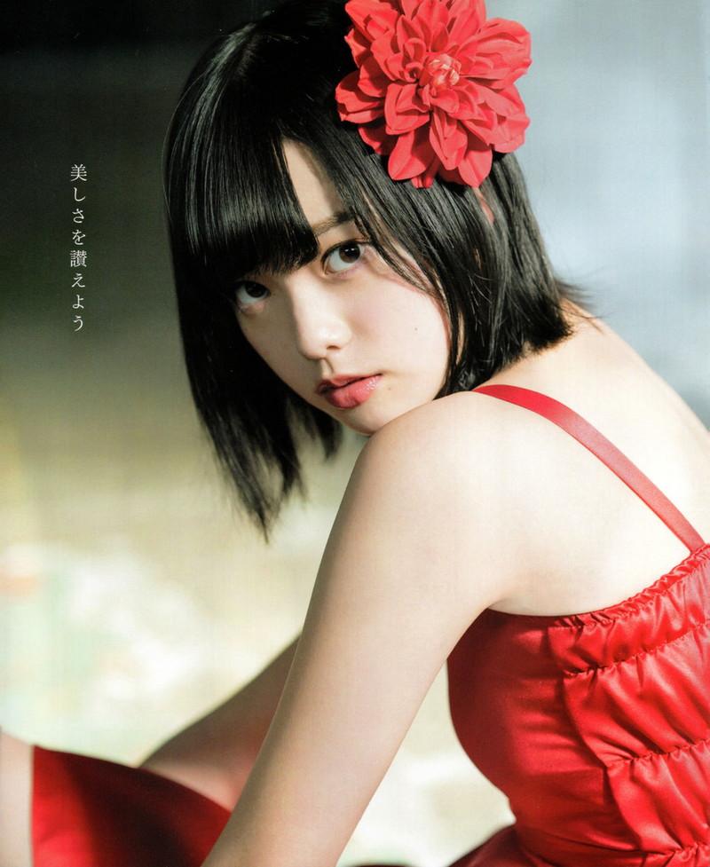 【平手友梨奈グラビア画像】ショートヘアが似合って可愛い元欅坂46アイドル 77