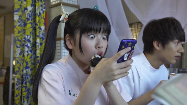 【小芝風花キャプ画像】可愛すぎる女優の魅力満載なテレビ出演シーン 03