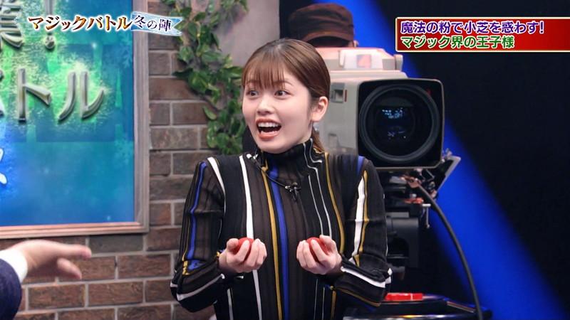【小芝風花キャプ画像】可愛すぎる女優の魅力満載なテレビ出演シーン 62
