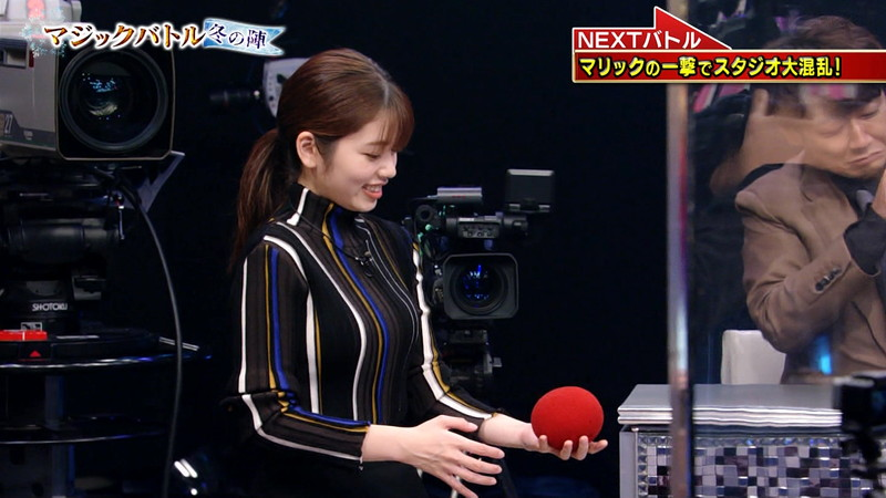 【小芝風花キャプ画像】可愛すぎる女優の魅力満載なテレビ出演シーン 68
