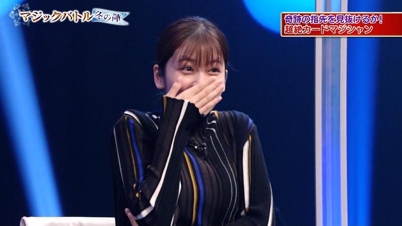 【小芝風花キャプ画像】可愛すぎる女優の魅力満載なテレビ出演シーン 72