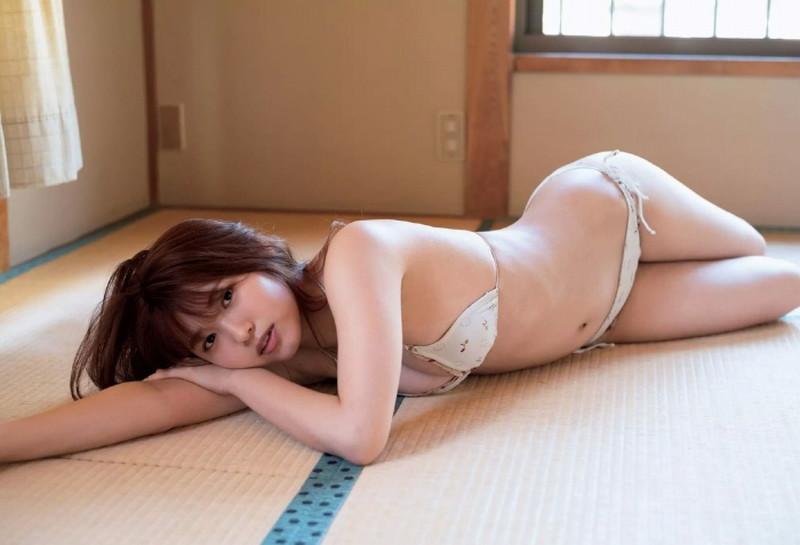 【古田愛理グラビア画像】アイドルから女優へ転身した美少女JKの水着写真