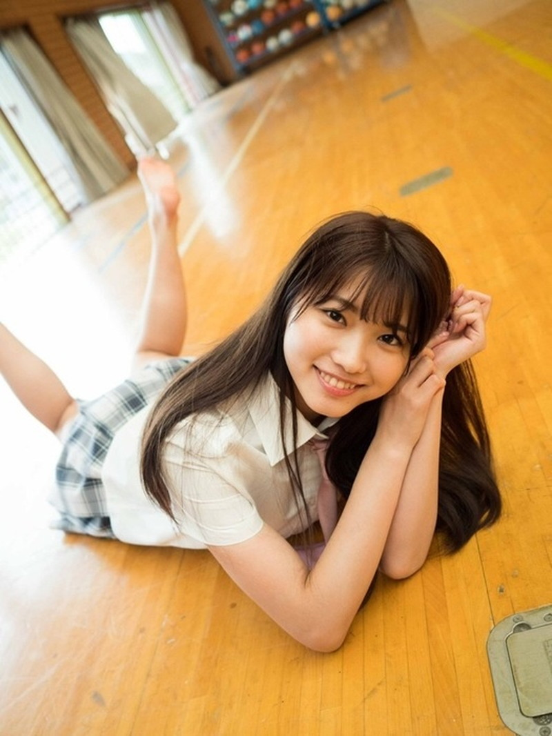 【古田愛理グラビア画像】アイドルから女優へ転身した美少女JKの水着写真 04