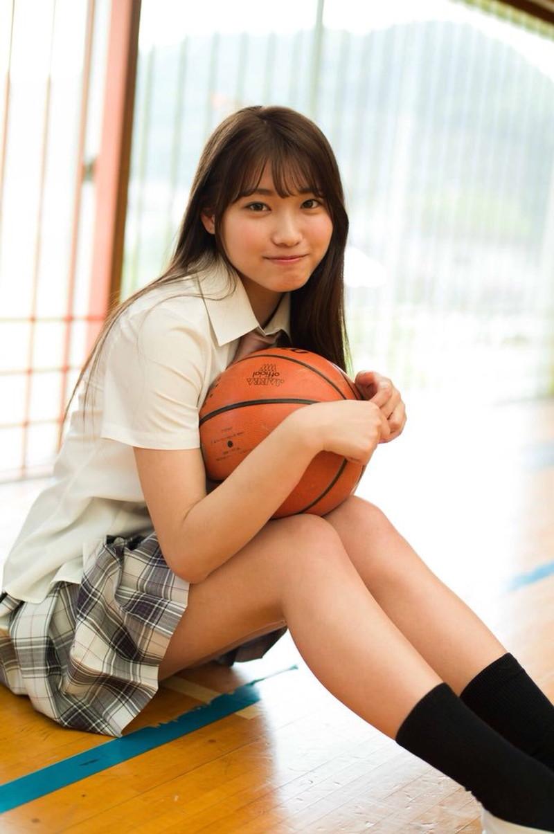 【古田愛理グラビア画像】アイドルから女優へ転身した美少女JKの水着写真 16