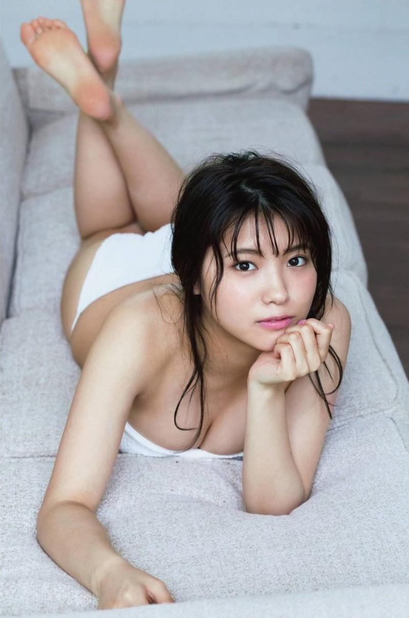 【古田愛理グラビア画像】アイドルから女優へ転身した美少女JKの水着写真 21