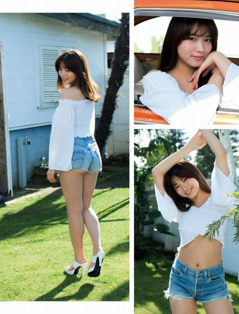 【古田愛理グラビア画像】アイドルから女優へ転身した美少女JKの水着写真 63