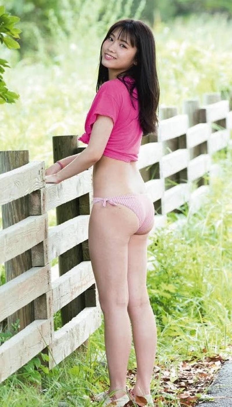 【古田愛理グラビア画像】アイドルから女優へ転身した美少女JKの水着写真 71