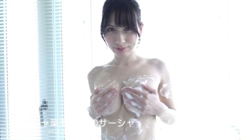 【サーシャ菜美キャプ画像】絵師グラドルを自称するロシアクォーター美女 45