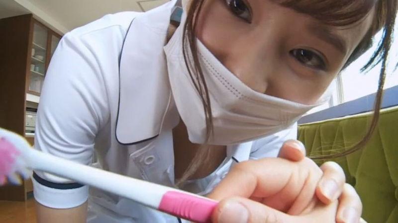 【西原愛夏キャプ画像】歯科衛生士グラドル治療中に患者にフェラチオwwww 33
