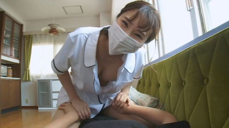 【西原愛夏キャプ画像】歯科衛生士グラドル治療中に患者にフェラチオwwww 35