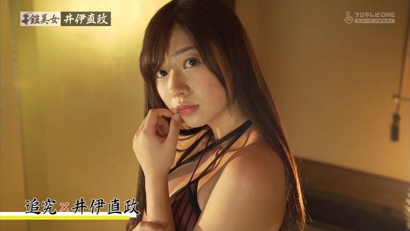 【大貫彩香キャプ画像】美乳美尻のスタイル抜群ボディを鎧美女で魅せる 07