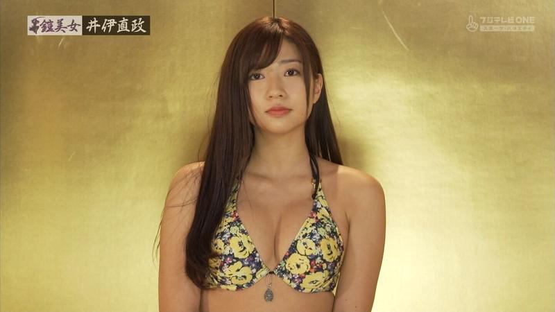 【大貫彩香キャプ画像】美乳美尻のスタイル抜群ボディを鎧美女で魅せる 29