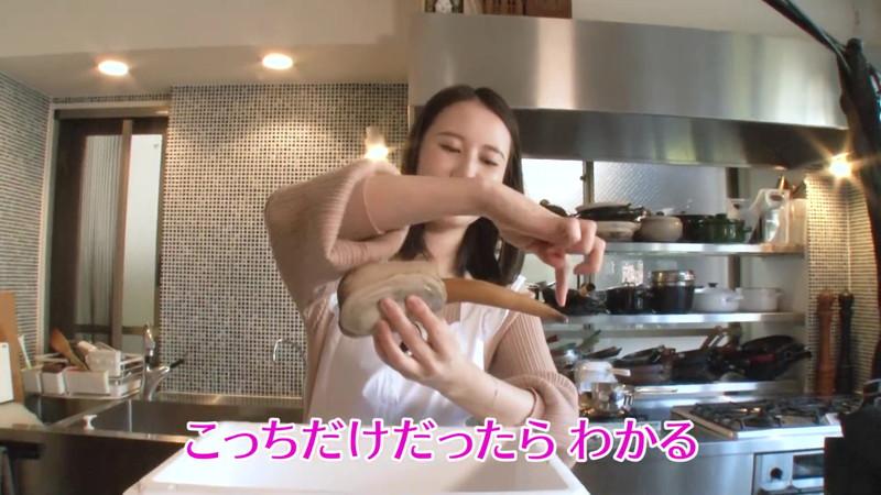 【女子アナキャプ画像】食レポしてるだけなのに何故かエロいんだよなぁw 64