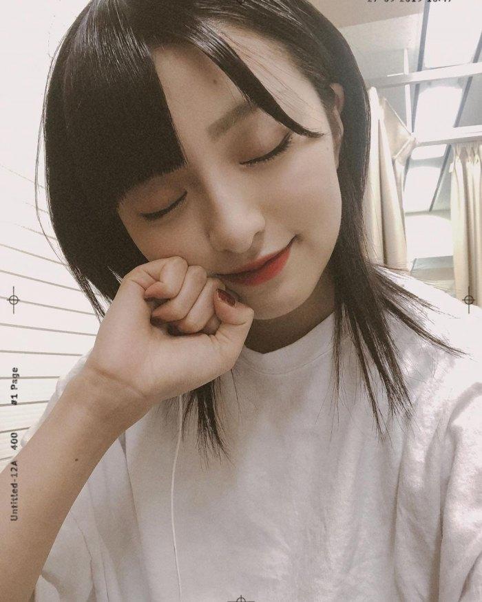 【佐藤七海お宝画像】谷間全開!初水着グラビアやアイドル時代の出演シーン 14