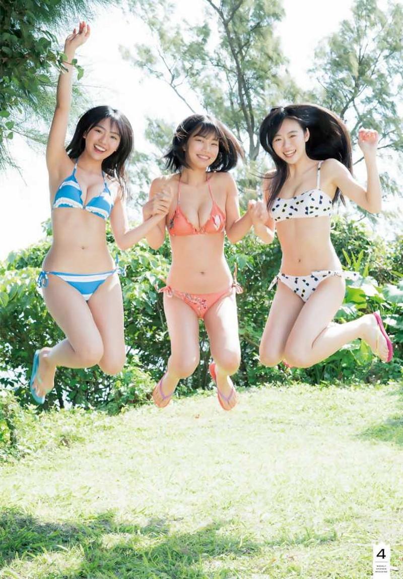 【豊田ルナグラビア画像】二次元的なボディラインが魅力の美少女グラドル 64