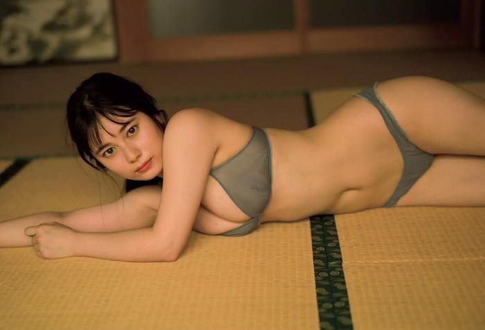 【大久保桜子グラビア画像】22歳の若さでもう熟れた色気を感じるんだがw 06
