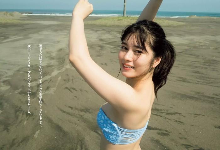 【大久保桜子グラビア画像】22歳の若さでもう熟れた色気を感じるんだがw 07