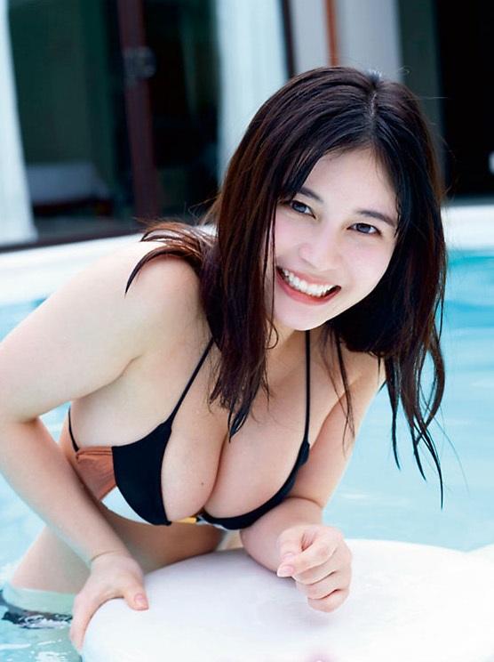 【大久保桜子グラビア画像】22歳の若さでもう熟れた色気を感じるんだがw 14