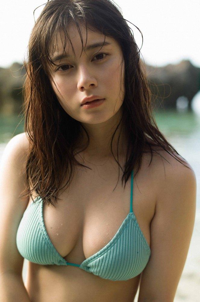 【大久保桜子グラビア画像】22歳の若さでもう熟れた色気を感じるんだがw 42