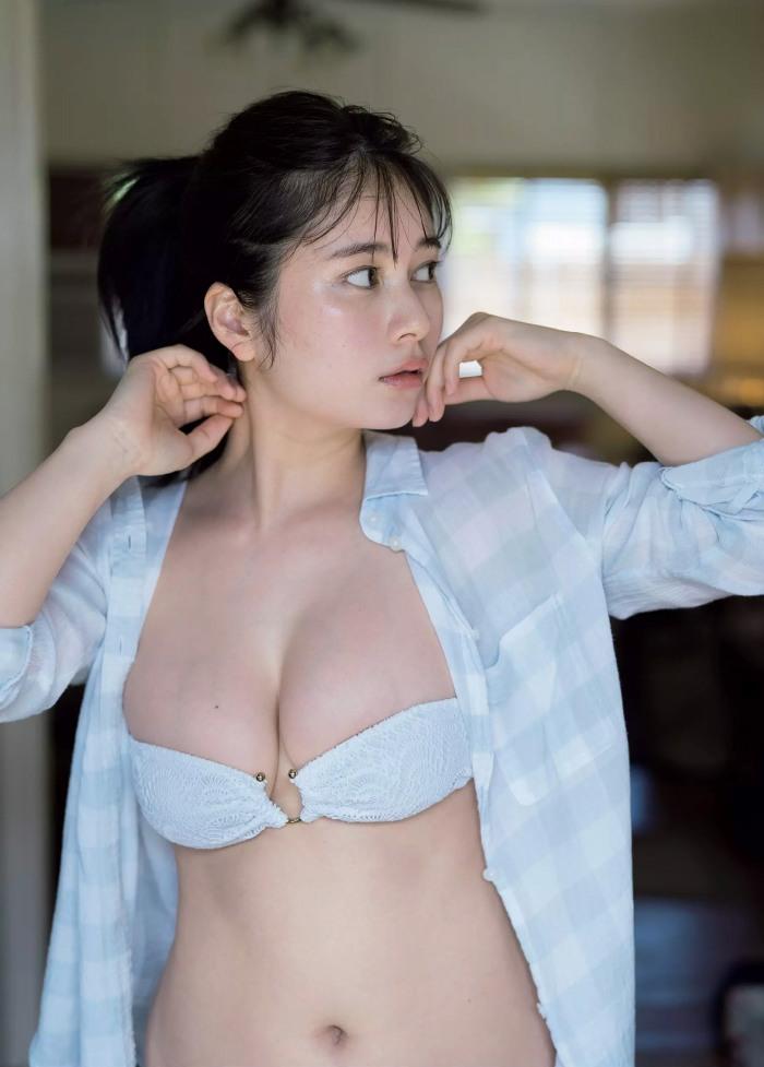 【大久保桜子グラビア画像】22歳の若さでもう熟れた色気を感じるんだがw 46
