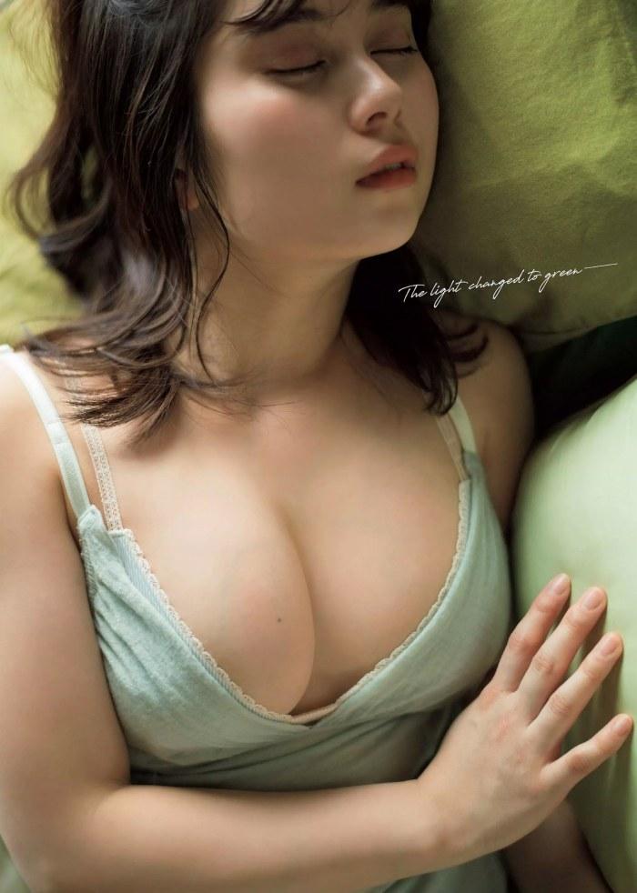 【大久保桜子グラビア画像】22歳の若さでもう熟れた色気を感じるんだがw 48