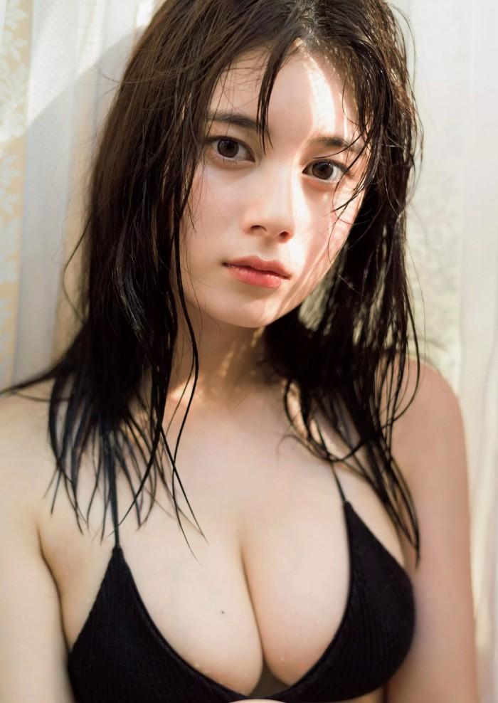 【大久保桜子グラビア画像】22歳の若さでもう熟れた色気を感じるんだがw 58